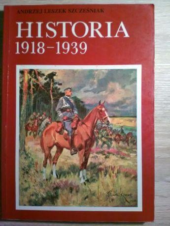 Historia 1918 - 1939