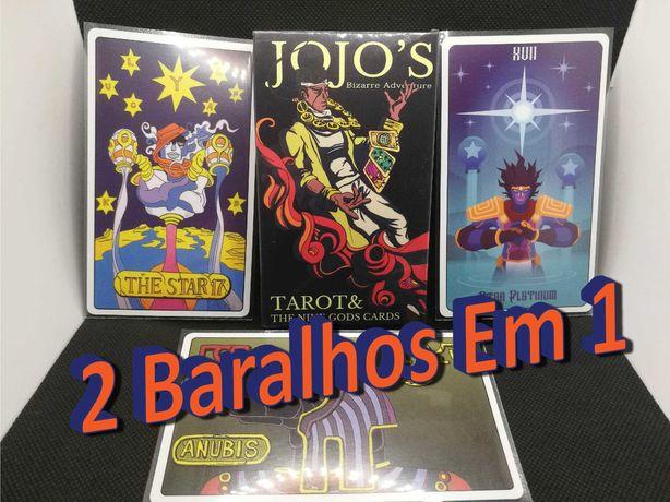 Deck Tarot Jojo's Bizarre Adventure