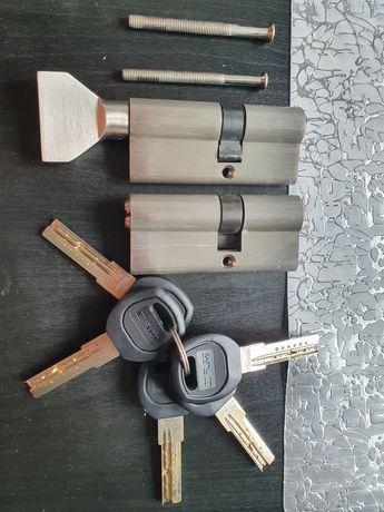 Wkładka drzwi-system jednego klucza