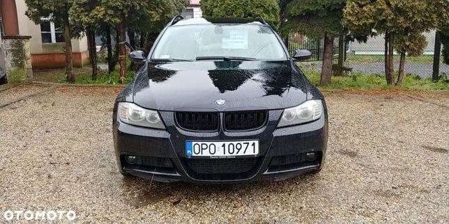 BMW Seria 3 kombi touring e91 320d m pakiet pdc