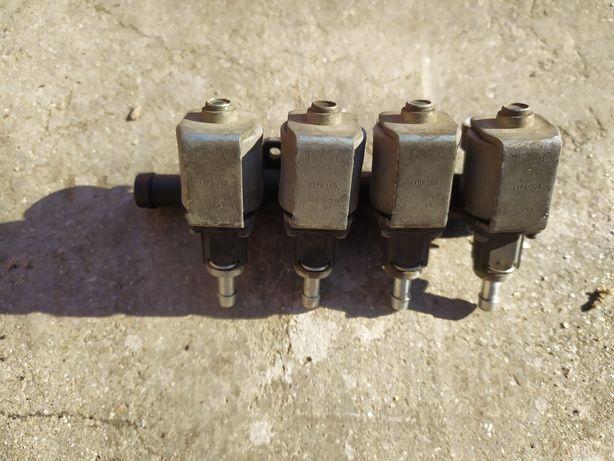 газовые форсунки роял 2 ом