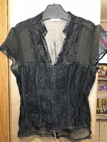 Блуза-корсет.