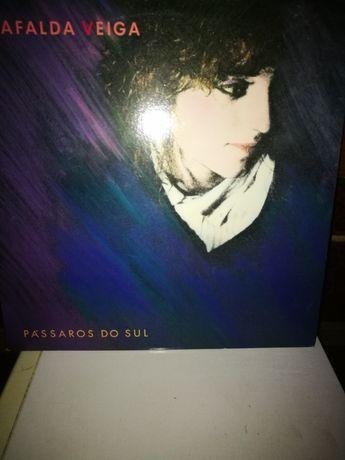 Mafalda veiga - Pássaros do Sul LP