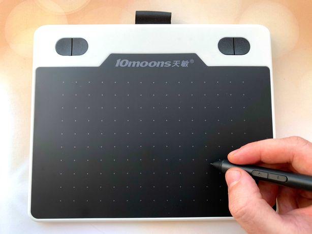 Шикарный графический планшет за небольшие деньги