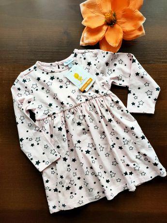 Sukienka dla dziewczynki OVS kids 80 cm 12-18 m-cy