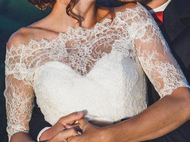 Bolerko Ślubne (Kości słoniowej)