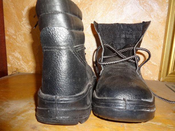 Ботинки рабочие новые