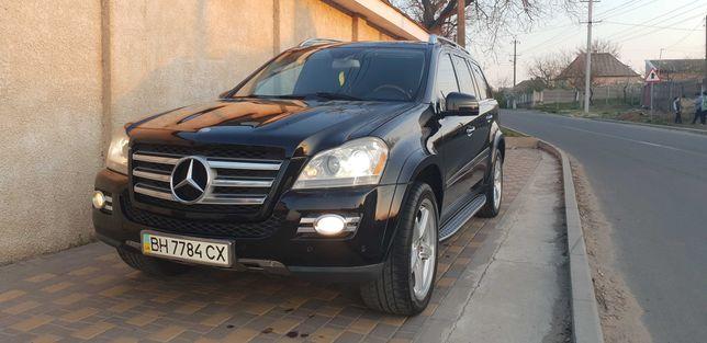 Mercedes-benz GL-550