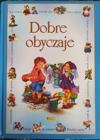 Dobre obyczaje książka dla dzieci