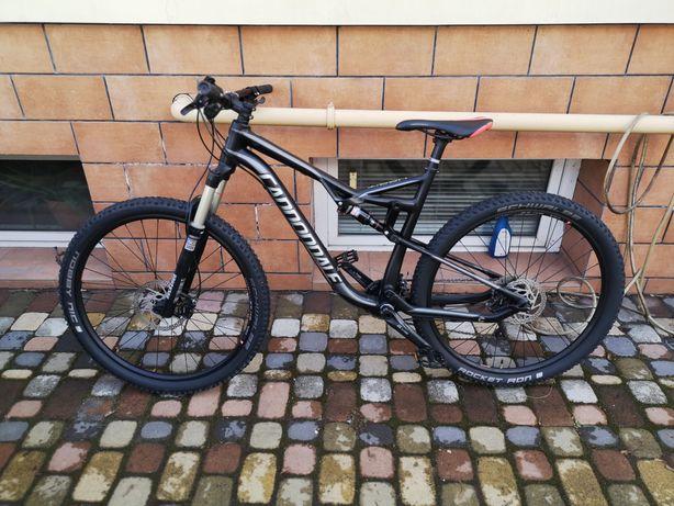 Двухподвес велосипед Cannondale Habit