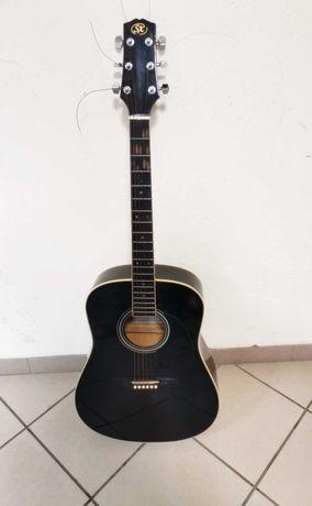 Gitara Sx Dg1k/bk / Okazja!