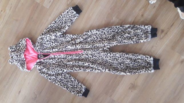 116 kostium pajac dziki kot gepard river island 5/6 bal homewear