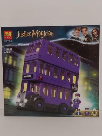 Гарри Поттер Автобус Ночной рыцарь 419 шт.