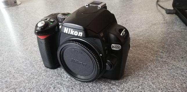 Aparat Nikon D40x body