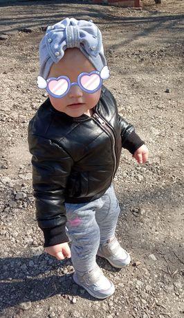 Шапочка на 1-2 годика