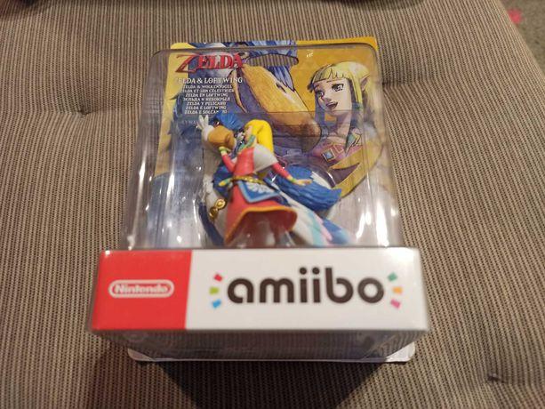 Figurka Amiibo Zelda and Loftwing Nintendo Switch