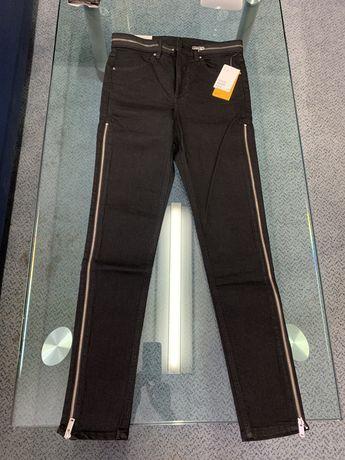 Новые джинсы НМ с высокой талией