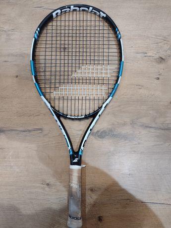 Mlodzikowa rakieta tenisowa BABOLAT Pure Drive JR 25