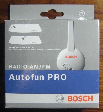 Автомобильная активная антенна Bosch Autofun PRO (новая, магазин)