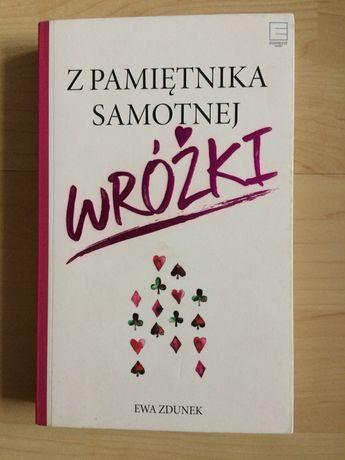 Książka Ewa Zdunek Z pamiętnika samotnej wróżki