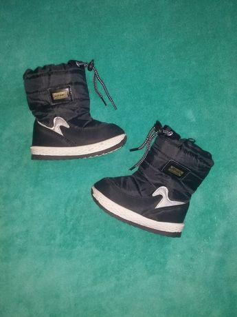 Крутая обувь осень-зима