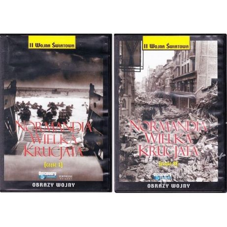 II Wojna Światowa- Discovery Obrazy Wojny-płyty DVD 13 szt.