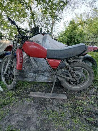 Rama zawieszenie Honda xl250