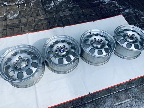 Felgi Aluminiowe 15' Cali 5x120 6.5Jx15 ET42 - BMW E30 E36 E46