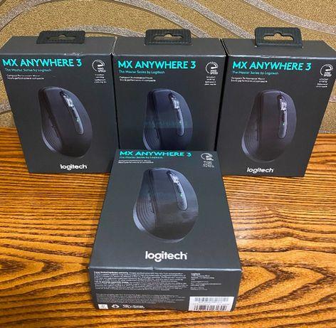 Logitech MX Anywhere 3 - новая