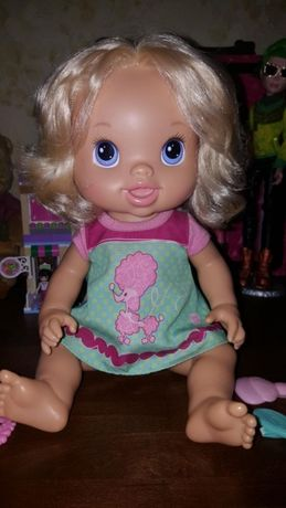 Кукла Baby Alive Hasbro