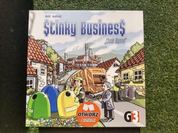 Gra planszowa Stinky Business G3