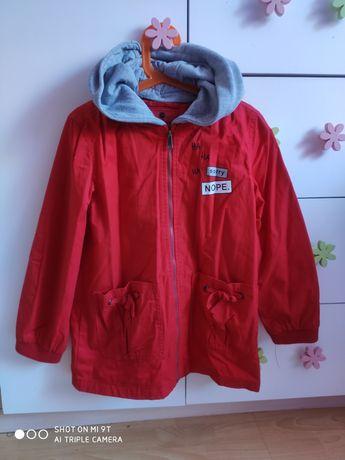 Reserved kurtka dla dziewczynki 128