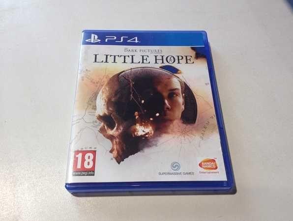 Little Hope PS4 Sklep Irydium
