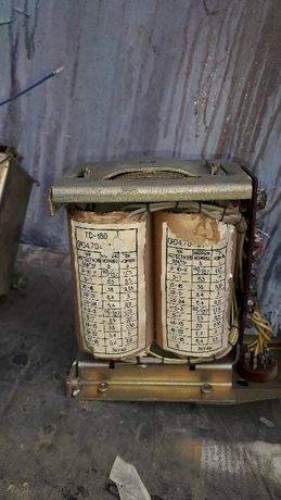 Продам трансформатори 180 і 170. 270.всі транформатори б.у