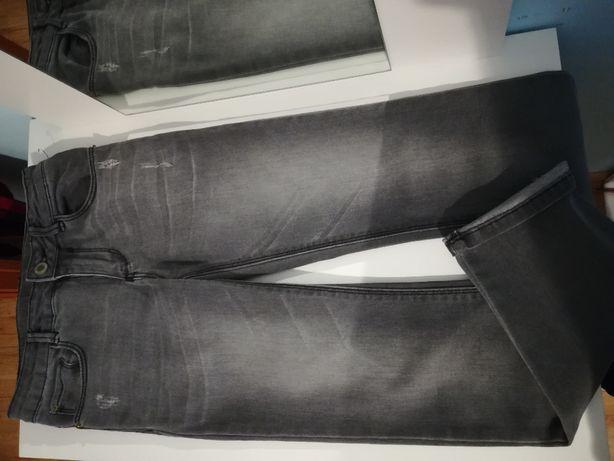 Spodnie jeansy Zara rozmiar 128