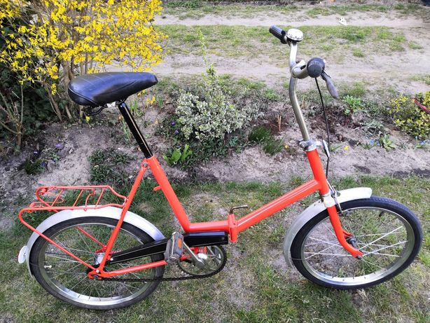 Sprzedam rower składak po renowacji