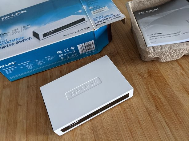 Tp-link switch 5 ports