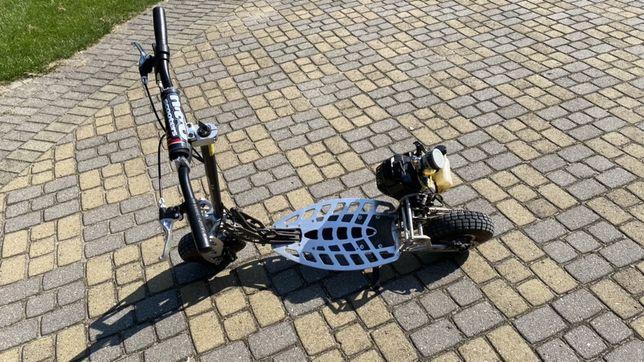 Hulajnoga spalinowa nitro scooter