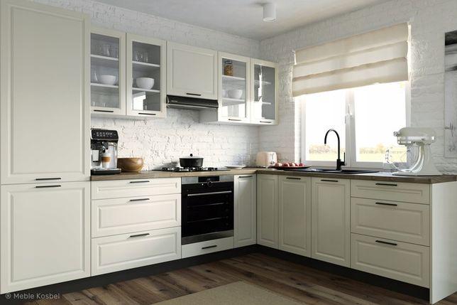 LAKIER Kuchnia ROMA meble szafki kuchenne mat TRANSPORT wycena [MK]