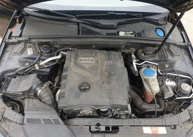 Двигатель Двигун Audi A4 B8 1.8 TFSI CABB CABA Мотор Разборка