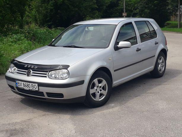 Volkswagen Golf IV (газ)