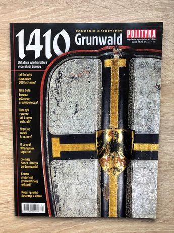 Grunwald 1410, Niemcy, bitwa, Polityki, album pomocnik historyczny