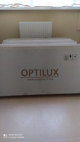 Optilux Инфракрасных обогревателей панельного типа