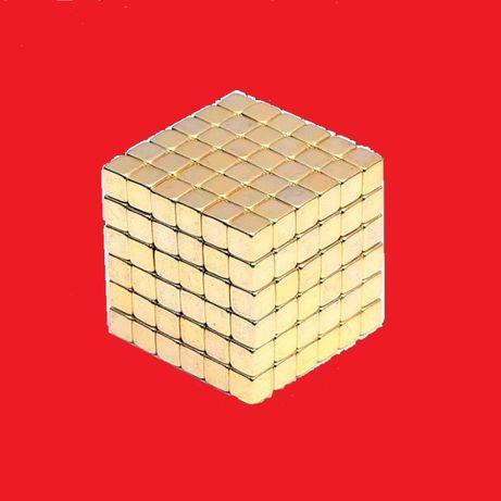 Нео куб Neo Cube золотой тетракуб квадрат конструктор опт дропшиппинг