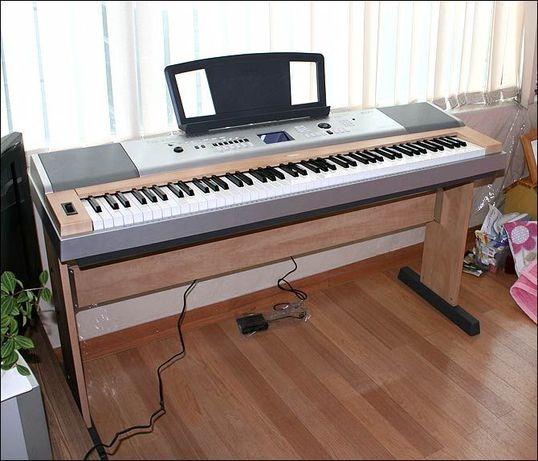 Pianino Yamaha DGX 630 w dobrym stanie