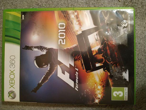 Formuła 1 2010r. Xbox 360