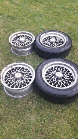 Felgi aluminiowe 15 Mercedes 124