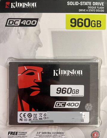 "SSD Kingston DC400 960GB 2.5"" SATAIII MLC"