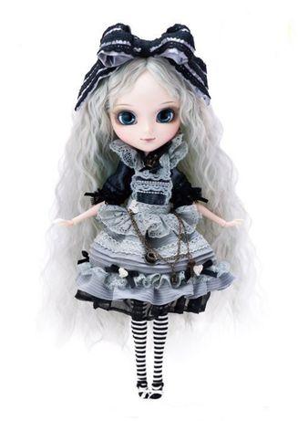 Кукла Pullip Romantic Alice Monochrome Пуллип монохромная Алиса романт