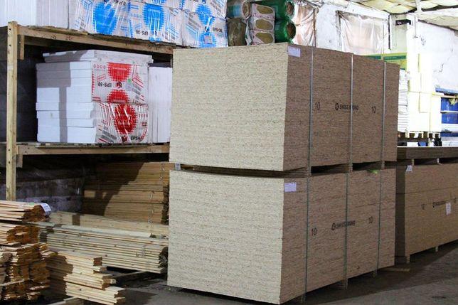 OSB плита KRONOSPAN 10 мм по акционной цене.